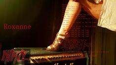 KIRIL - Roxanne by Police Audio Track, Police, Lyrics, Album, Song Lyrics, Law Enforcement, Music Lyrics, Card Book