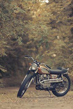 photo by Jonathan Wood    #photography #motorcycle #honda