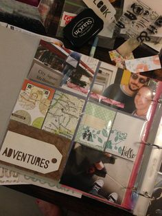 Travel Scrapbooking {Project Life}