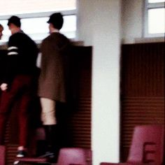 Blaine Anderson - ever the gentleman...