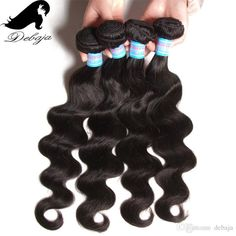 2016 Cheap Body Wave Hair Weft Brazilian Virgin Hair Bundles Natural Black Body Wave Hair Weaves Indian/Peruvian Hair Extension For Women 100g/Pc From Debaja, $38.58 | Dhgate.Com