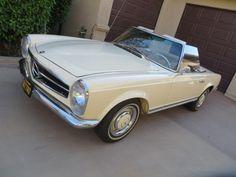 1964 Mercedes-Benz 230SL CONVERTIBLE