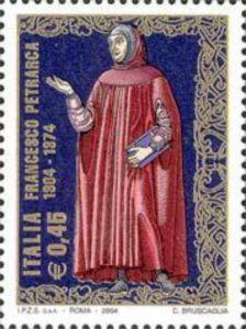 Francesco Petrarca - 7th birth centenary