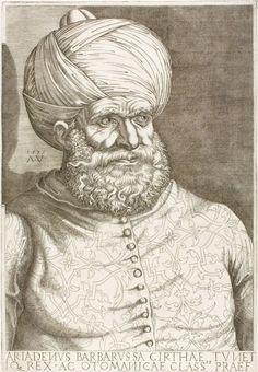 Ariadeno il barbarossa - Khayr al-Din Barbarossa - Wikipedia