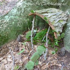 fairy houses | Wonderfully Fun Fairy Houses Made By Imaginative Children | Fun In The ...