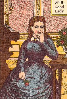 tarot card antique victorian --> http://All-About-Tarot.com <--