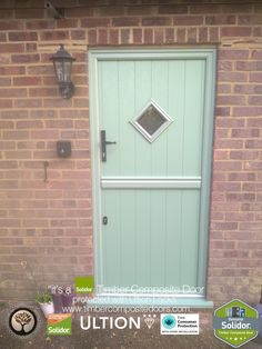 Contemporary Italia, Solidor Composite Doors by Timber Composite Doors are brought to you with our Italia Range of Timber Core Doors. Italia doors emanate modern Italian elegance that is fused with British craftsmanship. Chartwell Green Front Door, Green Front Doors, Door Images, Timber Door, Composite Door, Free Credit, Stables, Contemporary, Modern