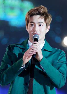 Seoul Music Awards 160114 : Suho