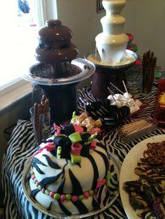 would like to make he Zebra skin cake! Food Cakes, Cupcake Cakes, Cupcakes, Wine And Coffee Bar, Event Ideas, Party Ideas, Coffee Bar Design, Cake Recipes, Dessert Recipes