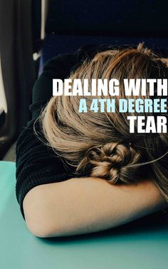 Great information and understanding from someone who has gone through a 4th degree tear. Sometimes it's unavoidable and unexpected