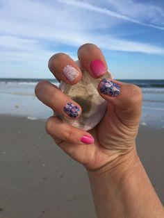 Beach Nails! http://angelakite.jamberrynails.net/