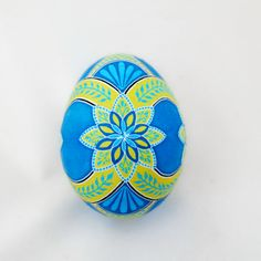 2014 Pysanky for Ukraine for peace and harmony by Dore Douty