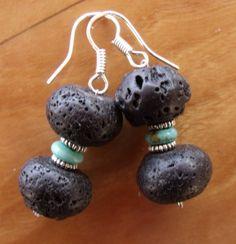 Lava www.olive-bonsai-art.com Tibet, Lava, Do You Like It, My Love, Bonsai Art, Summer Feeling, Shops, Drop Earrings, Etsy