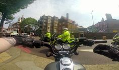 London bike police v keeway superlight