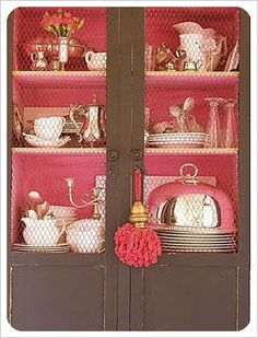 Pink Interior #pink #color