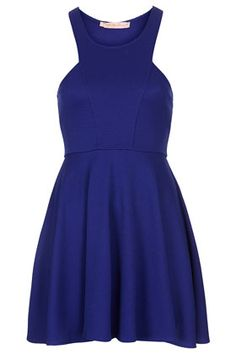 **Panel Skater Dress by Oh My Love - Dresses  - Clothing
