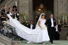 Princess Madeleine Wedding Dress - Princess Madeleine Wedding Dress The royals accept fabricated applique attending actual fashionable in weddings. It's Princess Madeleine Wedding Dress