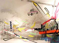 Help is on the way _Painting by Clean, Frederik L. Hesseldahl