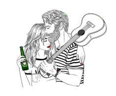 ...hay amores que saben a festival, a polvo, a arena, a último trago de cerveza... ( @Heineken )