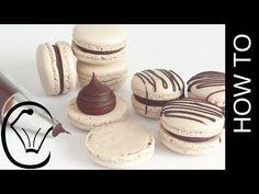 Master the French Macaron Easy Recipe - Honeysuckle - YouTube