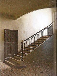 Décor de Provence: Maisons Cote Sud railing, floors, door