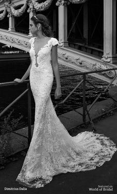 Dimitrius Dalia 2016 Wedding Dress