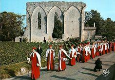 Défilé de la Jurade de St Emilion - France - Collection personnelle nikedenice