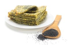 Best Almond Poppy Seed Crepes Recipe on Pinterest