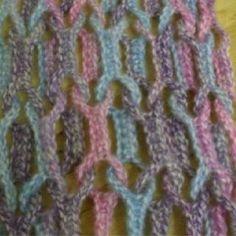 unusual crochet stitches - Google Search