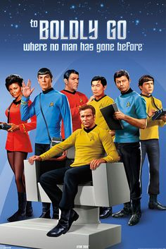 Star Trek FIRST LOOK: New Star Trek UK Posters