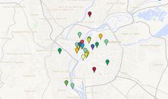 TOUTES les bonnes adresses des magasins pour acheter en VRAC à Lyon sur ma carte interactive du vrac à Lyon : épiceries  sèches, produits en vrac, lessive, céréales, vin, bière etc ...