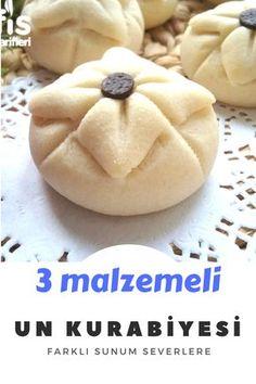 3 Malzemeli Un Kurabiyesi (Kalıpsız) #3malzemeliunkurabiyesi #unkurabiyesi #kurabiyetarifleri #tatlıkurabiyeler #nefisyemektarifleri