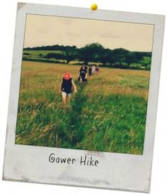 Gower hike, Carreg Adventure, Stouthall Country Mansion