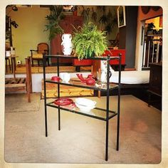 ANOUK offers an eclectic mix of vintage/retro furniture & décor.  Visit us: Instagram: @AnoukFurniture  Facebook: AnoukFurnitureDecor   July 2016, Cape Town, SA. Retro Furniture, Furniture Decor, Cape Town, Entryway Tables, Retro Vintage, Shelves, Photo And Video, Facebook, Instagram