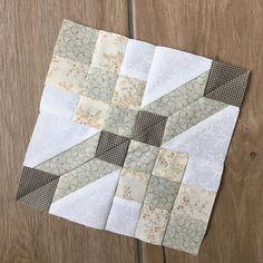 Finished Block 20 of #100quiltblocksin100days for the #100dayproject A simple block to throw into the mix. .. #farmhousequilt #makersgonnamake #neutralfarmhouse #quilter #quiltdesign #lowvolumequilt #neutralquilt #monochromequilt #100daysofsewing #monochromaticquilt #100daysofcreativity #100daysofmaking #electricquilt #eq7 #quiltmaker @elleluna @lindsayjeanthomson #workingmystashoff @stashfabrics #the100dayproject