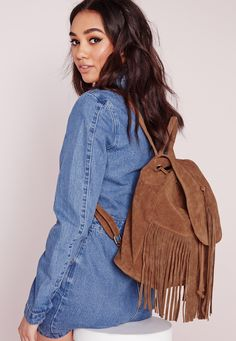 Check out Missguided's range of fashion accessories including on-trend handbags, skinny belts, statement necklaces and chunky rings. Retro Backpack, Skinny Belt, Wholesale Handbags, Retro Aesthetic, Missguided, Leather Handbags, Denim Skirt, Fashion Accessories, Ruffle Blouse