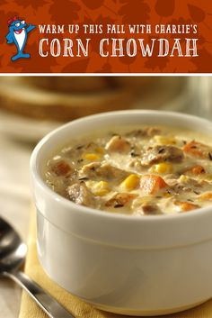 Chowdah' down on this time-saving #MakeAheadMeal this fall.