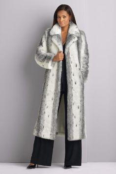 Metro-Style - 14Feb2014 Long-Faux-fur-Coat