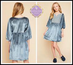 Eloise Velvet Dress