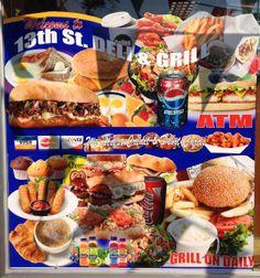 13th St. Deli & Grill. 513 5th Ave. Brooklyn NY (Photo Date: 6/17/14)