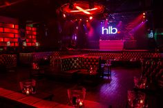 HLB Saturdays. Meatpacking District's Largest Night Club.