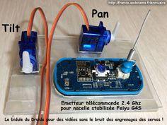 OK, il reste à créer la timonerie pour actionner la radiocommande via les servomoteurs, je suis en panne d'idée ma mémoire étant capricieuse je vais devoir attendre son retour, en attendant je partage le maximum sur France Webcams KAP - http://france-webcams-kap.fr