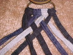 how to braid eight strands of cord