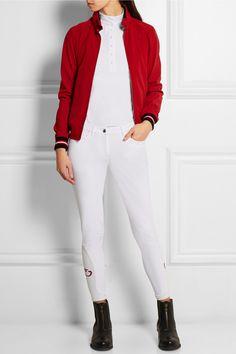 Cavalleria Toscana | Stretch-cotton jersey top | NET-A-PORTER.COM