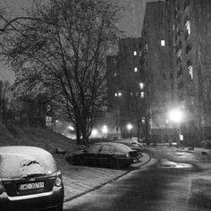 Winter is coming #winter #winteriscoming #zima #katowice #snow #butnotJon #november