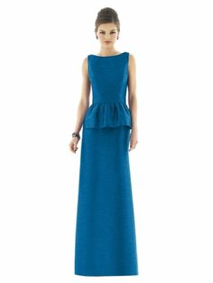 ALFRED SUNG BRIDESMAID DRESSES: ALFRED SUNG D559
