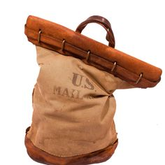 Vintage US Mail Bag