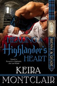 Descarregar o llegir en línia Healing a Highlander's Heart llibre gratuït PDF/ePub - Keira Montclair, Kidnapped at knifepoint in the middle of the night, healer Brenna Grant is spirited across the Highlands to heal a. Historical Romance Novels, Romance Authors, Paranormal Romance, Books To Read, My Books, Falling In Love Again, Fantasy Books, Book Lists, Free Books