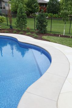 Are you thinking about building a pool in your backyard? Here are all the steps and everything you need to know to make your backyard swimming pool dreams a reality. During our journey we learned a lot of valuable lessons we're happy to share! Luxury Swimming Pools, My Pool, Swimming Pools Backyard, Swimming Pool Designs, Pool Decks, Big Backyard, Backyard Ideas, Lap Pools, Pool Fun