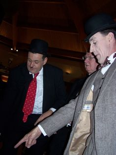 the gruesome twosome that have been causing trouble for years- its the one and only Laurel and Hardy.